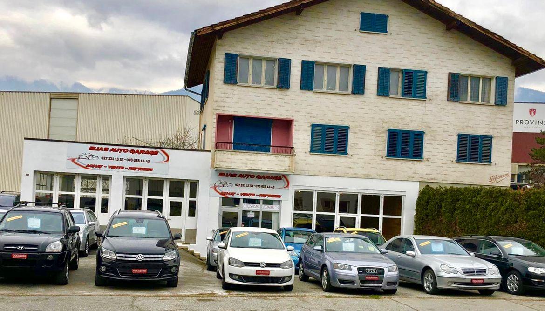 elias auto garage - accueil